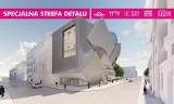 Projekt Libeskinda na początek, a potem jeszcze 20 budowli sławnych architektów. Łódź przedstawia ambitny plan