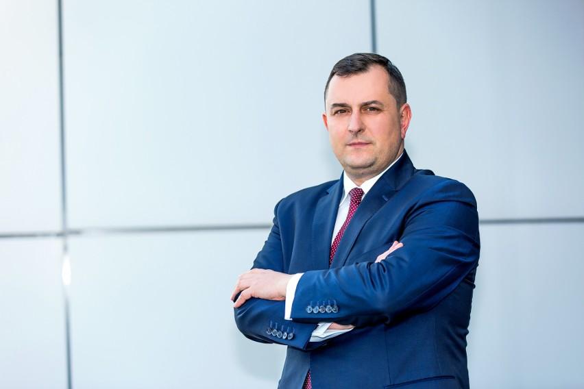 Dariusz Formela, prezes zarządu Black Red White SA.