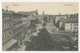 Dworcowa w Katowicach zmienia się w deptak. Dawniej to był salon Katowic. Ulica na starych pocztówkach zachwyca!