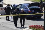 Waszyngton: Staranował samochodem bariery przed Kapitolem i zabił jednego strażnika. Napastnik postrzelony i zmarł