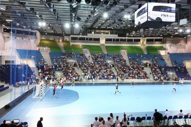 Baltica Summer Cup - pierwsza impreza sportowa w nowej hali w Szczecinie.