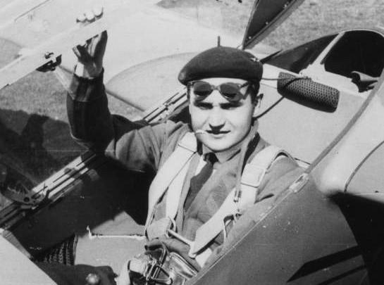 Dionizy Bielański. 16 lipca 1975 małym samolotem uciekał ku wolności. Do wolnego świata zabrakło mu 8 km.