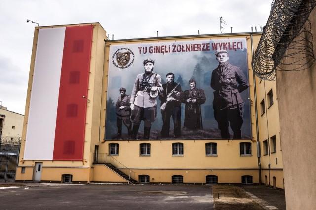 Warszawa, ul. Rakowiecka 37, Muzeum Żołnierzy Wyklętych i więzniów politycznych PRL