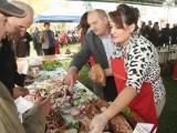 Promocja wieprzowiny w Kielcach. Było bardzo smacznie
