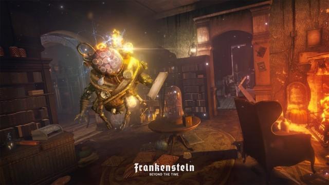 """Gra osadzona w wirtualnej rzeczywistości, ukazuje się w 200. rocznicę powstania powieści """"Frankenstein"""""""
