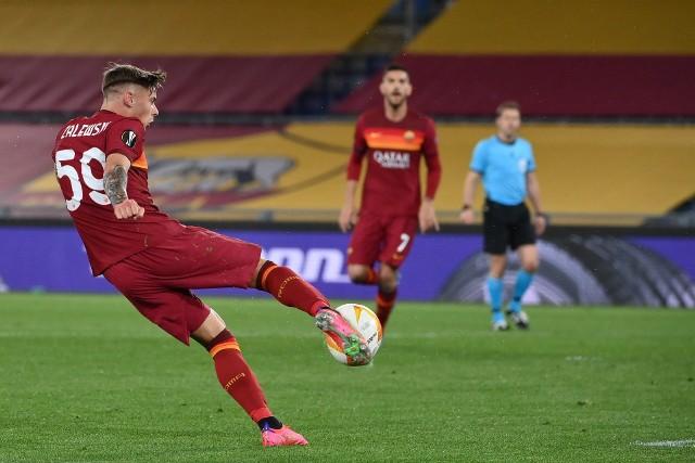 """Nicola Zalewski """"dał z siebie wszystko"""", a trener AS Roma jest z niego zadowolony"""