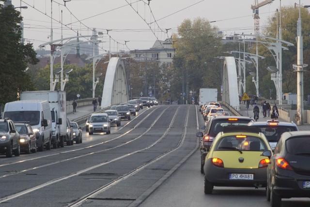 Tymczasowe torowisko ma umożliwić przejazd pomiędzy trasą przez most Świętego Rocha i ulicą Strzelecką