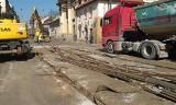 Ruszyła przebudowa ulicy Krakowskiej. Zobacz, jak postępują prace [ZDJĘCIA]