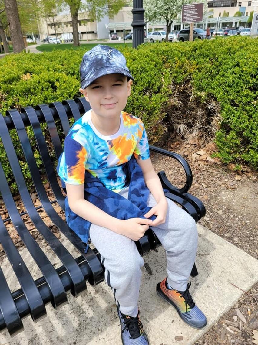 Kacper Teszner z Włocławka zakończył leczenie w USA