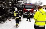 Młynne. Kolejny pożar w powiecie limanowskim. Strażak miał wypoczywać po służbie, a... uratował dom i ludzi