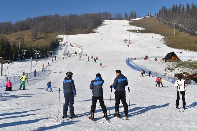 Stacja narciarska na zakopiańskiej Harendzie ma plany na rozbudowę. Czy jednak zostaną one zrealizowane?