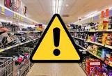 Produkty wycofane przez GIS także ze znanych sklepów. Kawałki szkła, salmonella, listeria... [lista]