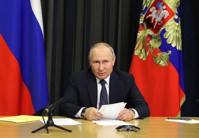 Rosja wychodzi z Traktatu o otwartych przestworzach. Prezydent Władimir Putin podpisał ustawę o jego wypowiedzeniu