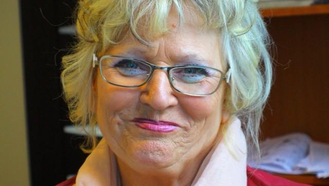 Alfreda Baranowska, najpopularniejsza starostawianka.