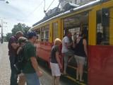 Kolejne zabytkowe tramwaje wyjechały dzisiaj na ulice Wrocławia (ZDJĘCIA)