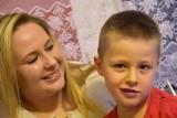 6-letni Rafałek z Rybnika ocalił mamę. Chce być Batmanem. Jest superbohaterem z telefonem! WIDEO ZDJĘCIA