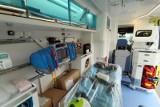 Straż pożarna jeździ do pacjentów na Pomorzu. Brakuje karetek. Wstrząsająca historia