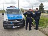 Alarm bombowy w Podkarpackim Urzędzie Celno-Skarbowym w Przemyślu. Ewakuowano pracowników [ZDJĘCIA]