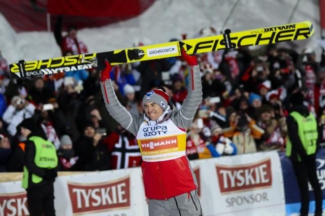 Kamil Stoch jest liderem Pucharu Świata