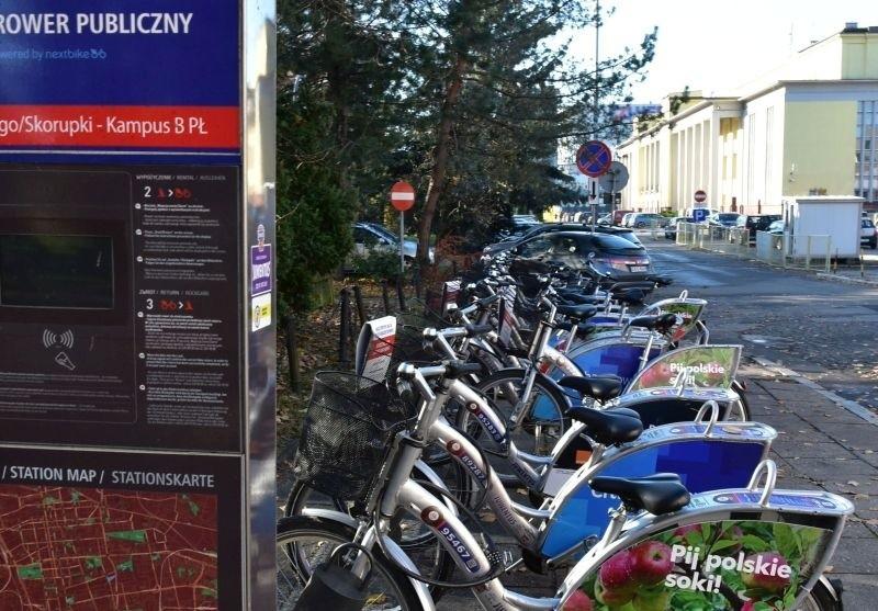 """Zamieszanie z publicznymi rowerami: miejskie nie pasują do """"marszałkowskich"""""""