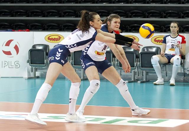 W akcji Zuzanna Górecka i Monika Fedusio z Grot Budowlanych Łódź