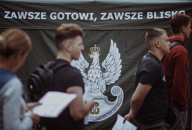 Batalionu Lekkiej Piechoty WOT-u w Grudziądzu docelowo ma liczyć ok. 700 osób, z czego około 50. to kadra zarządcza. Batalion ma swoją siedzibę przy ul. Jagiełły w Grudziądzu.