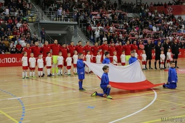 Przed dwoma laty Polacy postawili na Opolszczyźnie bardzo zacięte warunki reprezentacji Rosji.