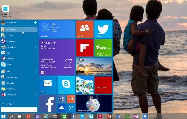Windows 10Windows 10 oficjalnie zaprezentowany