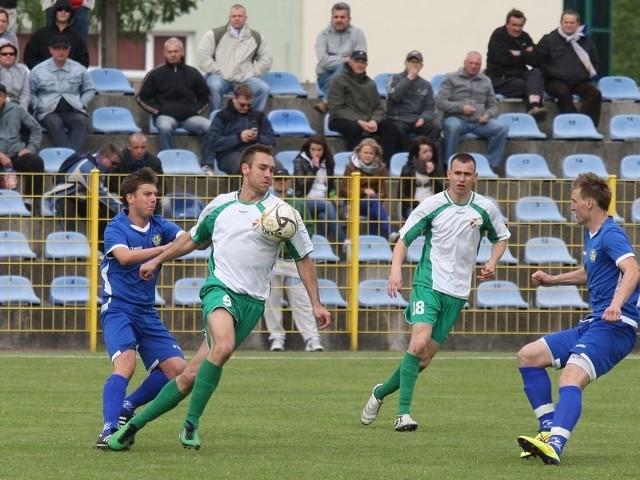 Sześć sparingów zaplanował już szkoleniowiec Gryfa Słupsk, Grzegorz Wódkiewicz, w sezonie przygotowawczym przed kolejnym startem Bałtyckiej III ligi.