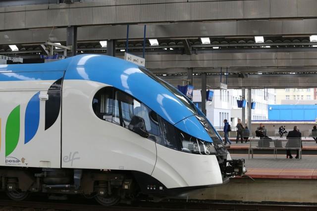 Nowy rozkład jazdy PKP wchodzi w życie 1 września