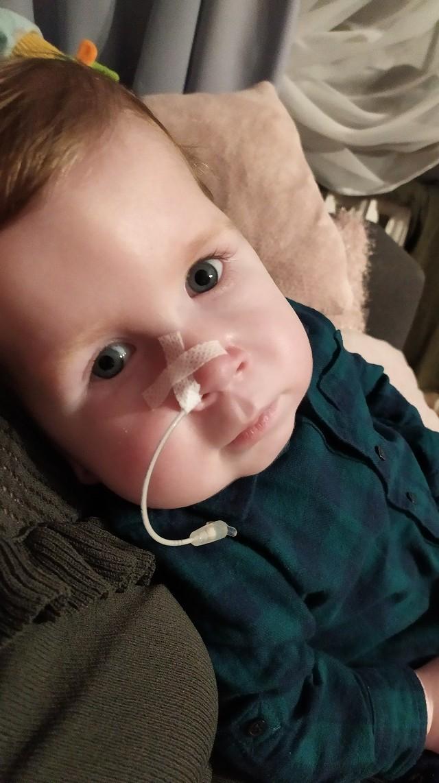 Arturek urodził się 26 stycznia 2020 roku. Choruje na bardzo rzadką chorobę metaboliczną - niedobór kofaktora molibdenowego