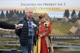 Gród Słowiański nad Jeziorem Tarnobrzeskim walczy o głosy w budżecie obywatelskim Tarnobrzega