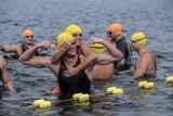 Finał Grand Prix Wielkopolski w Pływaniu Długodystansowym: Na plaży w Strzeszynku pojawiło się prawie 150 osób [ZDJĘCIA]