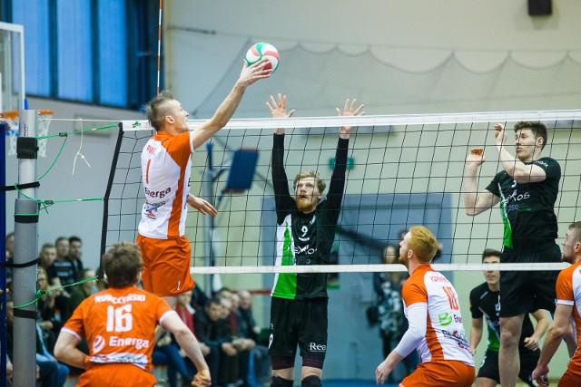Mecz BAS Białystok - Energa Ostrołęka 2:3