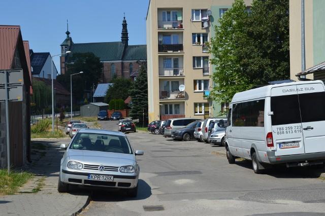 Osiedle Partyzantów w Proszowicach