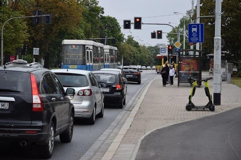Wrocławianie chcą likwidacji buspasa na Grabiszyńskiej