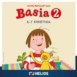"""6 i 7 kwietnia bydgoski """"Helios"""" zaprasza na rodzinne seanse z animacją """"Basia""""!"""