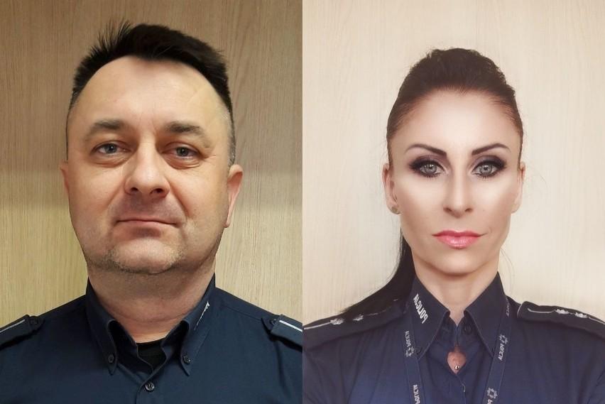 Prezentujemy mundurowych z Bielska Podlaskiego, Hajnówki i...