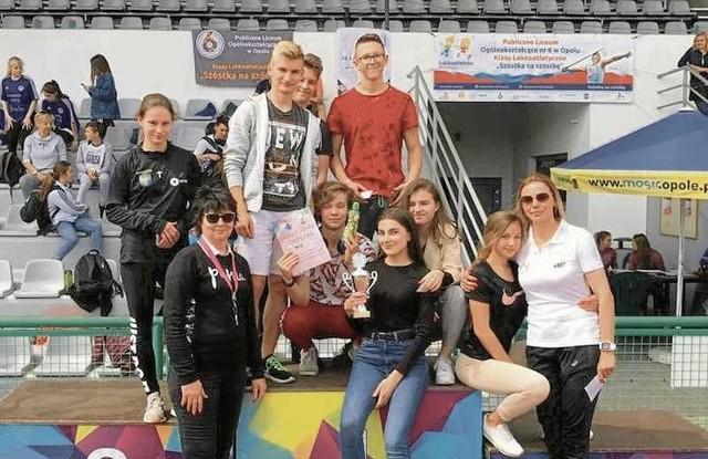 Uczniowie Szóstki regularnie odnoszą sukcesy sportowe na szczeblu wojewódzkim i ogólnopolskim.