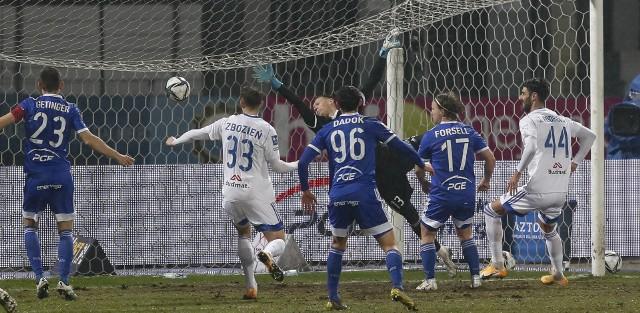 Rafał Strączek zagrał w 25 meczach PKO Ekstraklasy