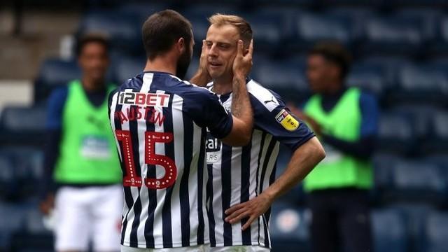 Pierwszy gol Kamila Grosickiego w West Bromwich Albion