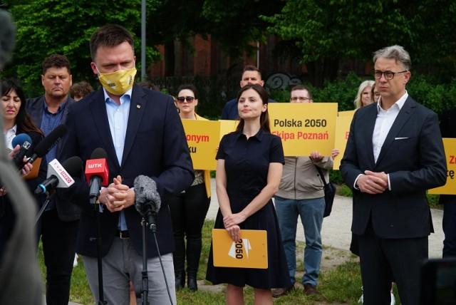 Platforma Obywatelska, a później Koalicja Obywatelska, przez lata wygrywała wybory w Poznaniu i powiecie poznańskim. Wiele wskazuje, że w najbliższym czasie może się to zmienić. Według prognoz Marcina Paladego, w okręgu poznańskim na największe poparcie może liczyć partia Szymona Hołowni.