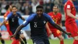 Francja lepsza od Belgii o gola Samuela Umtitiego i to ona zagra w finale mistrzostw świata
