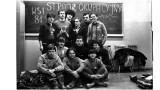Zobacz nieznane, unikatowe zdjęcia ze strajku w Wyższej Szkole Inżynierskiej w Radomiu w 1981 roku