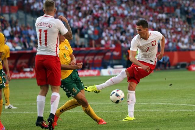 Polska - Litwa 0:0
