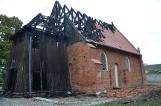 Pożar kościoła w Orłowie 7.10. Na miejscu pracują konserwatorzy zabytków, którzy szacują straty [ZDJĘCIA]