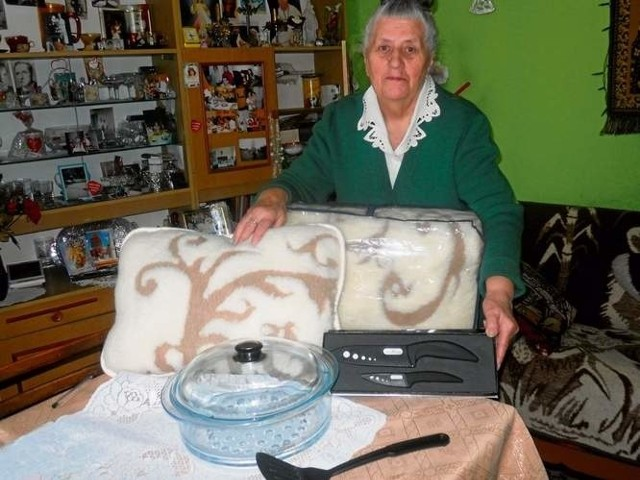 Też się dałam namówić na drogie naczynia i pościel - przyznaje Zuzanna Laskowska z Ciechocinka. - Zapłaciłam za towar 4 tysiące złotych, a w ogóle z niego nie korzystam. I nie zamierzam.