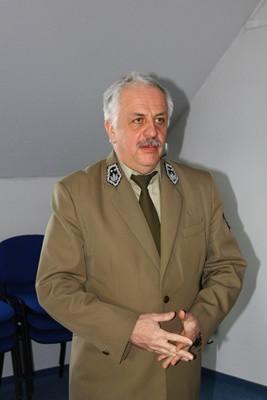 Andrzej Grygoruk to nowy dyrektor Biebrzańskiego Parku...