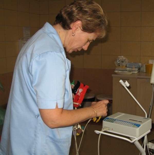 Słubicki szpital ma coraz lepszą renomę, między innymi dzięki nowemu oddziałowi ratunkowemu, w którym pracuje pielęgniarka Mariola Gawrońska.