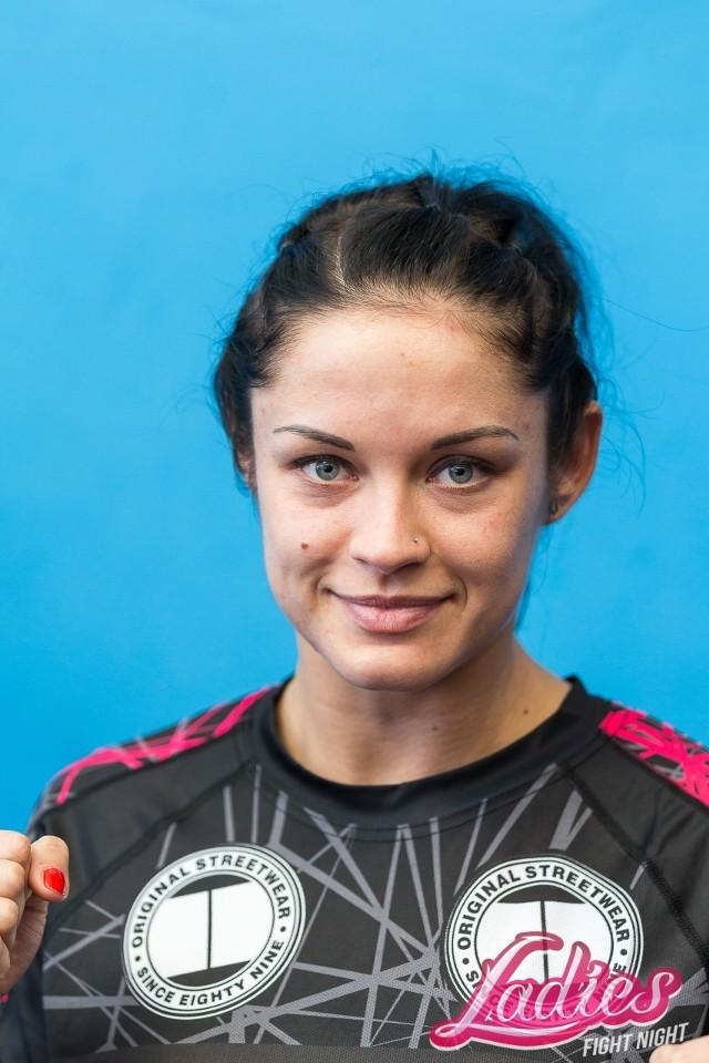 Katarzyna Lubońska w walce wieczoru zmierzy się z Brazylijką Nubią Nascimento
